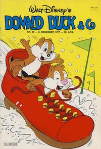 Cover Thumbnail for Donald Duck & Co (Hjemmet / Egmont, 1948 series) #49/1977