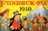 Cover Thumbnail for Fiinbeck og Fia (Hjemmet, 1930 series) #1940