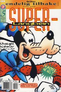 Cover Thumbnail for Endelig Tilbake (Hjemmet / Egmont, 2000 series) #5
