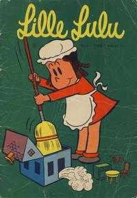 Cover Thumbnail for Lille Lulu (Serieforlaget / Se-Bladene / Stabenfeldt, 1958 series) #6/1958