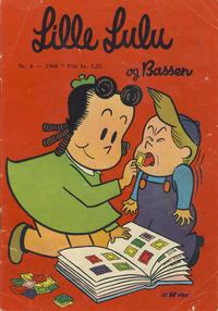 Cover Thumbnail for Lille Lulu (Serieforlaget / Se-Bladene / Stabenfeldt, 1958 series) #4/1960