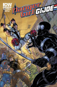 Cover Thumbnail for Danger Girl/G.I. Joe (IDW, 2012 series) #5
