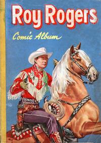 Cover Thumbnail for Roy Rogers Comic Album (World Distributors, 1953 series) #6