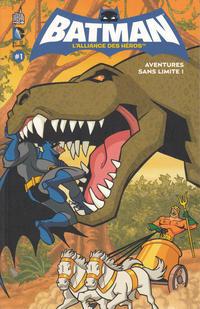 Cover Thumbnail for Batman - L'alliance des héros (Urban Comics, 2012 series) #1
