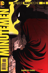 Cover Thumbnail for Before Watchmen: Minutemen (DC, 2012 series) #6