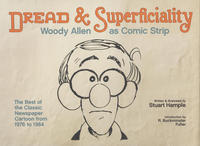 Cover Thumbnail for Dread & Superficiality: Woody Allen as Comic Strip (Harry N. Abrams, 2009 series)