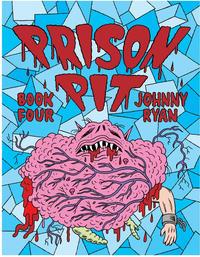 Cover Thumbnail for Prison Pit (Fantagraphics, 2009 series) #4