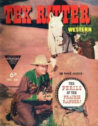 Cover Thumbnail for Tex Ritter Western (L. Miller & Son, 1951 series) #66