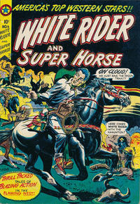 Cover Thumbnail for White Rider and Super Horse (Superior Publishers Limited, 1950 series) #4