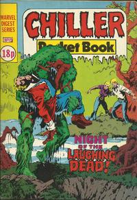Cover Thumbnail for Chiller Pocket Book (Marvel UK, 1980 series) #15