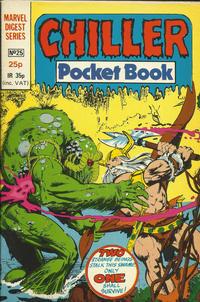 Cover Thumbnail for Chiller Pocket Book (Marvel UK, 1980 series) #25