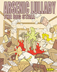 Cover Thumbnail for Arsenic Lullaby (A.L. Publishing, 2013 series)