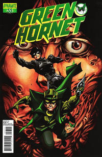 Cover Thumbnail for Green Hornet (Dynamite Entertainment, 2010 series) #33