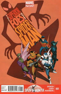 Cover Thumbnail for The Superior Foes of Spider-Man (Marvel, 2013 series) #1