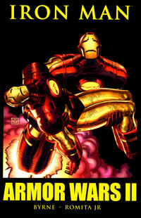 Cover Thumbnail for Iron Man: Armor Wars II (Marvel, 2010 series)