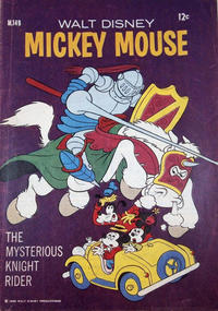 Cover Thumbnail for Walt Disney's Mickey Mouse (W. G. Publications; Wogan Publications, 1956 series) #149
