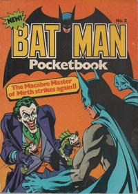 Cover Thumbnail for Batman Pocketbook (Egmont/Methuen, 1978 series) #2