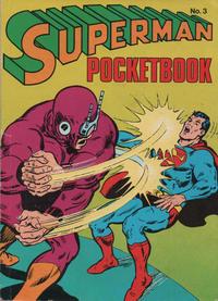 Cover Thumbnail for Superman Pocketbook (Egmont/Methuen, 1976 series) #3
