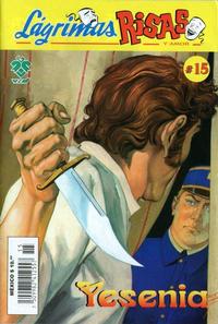 Cover Thumbnail for Lágrimas Risas y Amor. Yesenia (Grupo Editorial Vid, 2012 series) #15