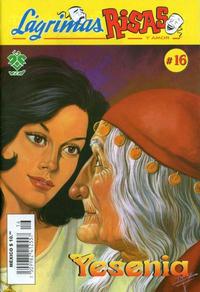 Cover Thumbnail for Lágrimas Risas y Amor. Yesenia (Grupo Editorial Vid, 2012 series) #16