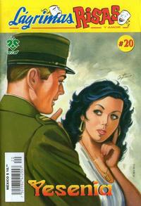 Cover Thumbnail for Lágrimas Risas y Amor. Yesenia (Grupo Editorial Vid, 2012 series) #20