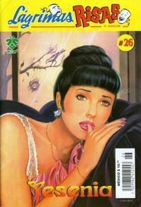 Cover Thumbnail for Lágrimas Risas y Amor. Yesenia (Grupo Editorial Vid, 2012 series) #26