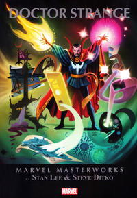 Cover Thumbnail for Marvel Masterworks: Doctor Strange (Marvel, 2010 series) #1