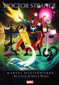 Cover Thumbnail for Marvel Masterworks: Doctor Strange (Marvel, 2010 series) #1