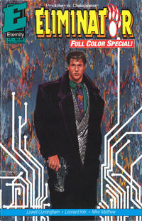 Cover Thumbnail for Eliminator Full Color Special (Malibu, 1991 series) #1
