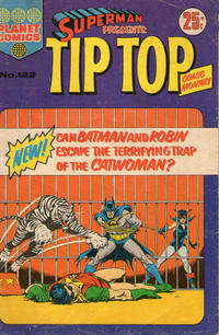 Cover Thumbnail for Superman Presents Tip Top Comic Monthly (K. G. Murray, 1965 series) #122
