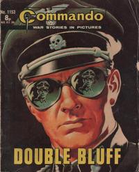 Cover Thumbnail for Commando (D.C. Thomson, 1961 series) #1153