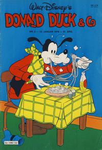 Cover Thumbnail for Donald Duck & Co (Hjemmet / Egmont, 1948 series) #2/1978