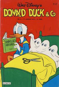 Cover Thumbnail for Donald Duck & Co (Hjemmet / Egmont, 1948 series) #3/1978