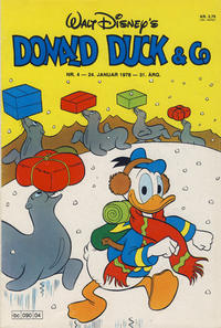 Cover Thumbnail for Donald Duck & Co (Hjemmet / Egmont, 1948 series) #4/1978