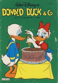 Cover Thumbnail for Donald Duck & Co (Hjemmet / Egmont, 1948 series) #8/1978