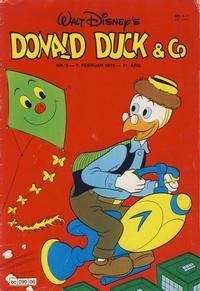 Cover Thumbnail for Donald Duck & Co (Hjemmet / Egmont, 1948 series) #6/1978