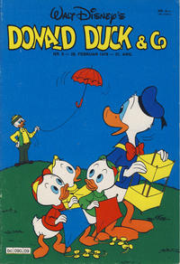 Cover Thumbnail for Donald Duck & Co (Hjemmet / Egmont, 1948 series) #9/1978