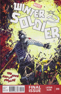 Cover Thumbnail for Winter Soldier (Marvel, 2012 series) #19