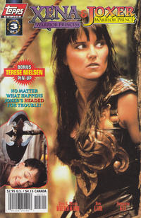 Cover Thumbnail for Xena: Warrior Princess/Joxer: Warrior Prince (Topps, 1997 series) #3 [Photo Cover]