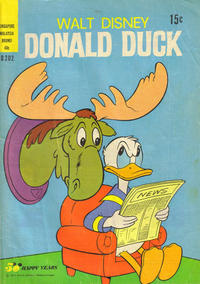 Cover Thumbnail for Walt Disney's Donald Duck (W. G. Publications; Wogan Publications, 1954 series) #202