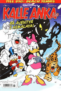 Cover Thumbnail for Kalle Anka & C:o (Egmont, 1997 series) #26/2013