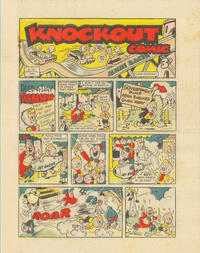 Cover Thumbnail for Knockout (Amalgamated Press, 1939 series) #387