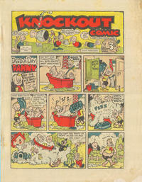 Cover Thumbnail for Knockout (Amalgamated Press, 1939 series) #390