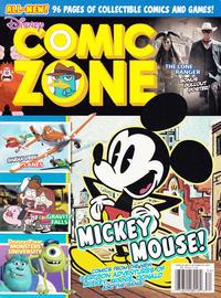 Cover Thumbnail for Disney Comic Zone (Disney, 2012 series) #[2]