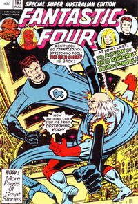 Cover Thumbnail for Fantastic Four (Yaffa / Page, 1979 ? series) #197