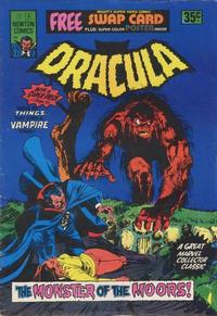 Cover Thumbnail for Tales of Horror Dracula (Newton Comics, 1975 series) #5