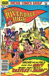 Cover Thumbnail for Archie at Riverdale High (Archie, 1972 series) #104