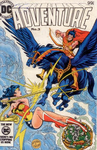 Cover Thumbnail for Adventure (Federal, 1983 series) #3