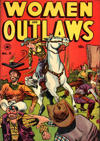 Cover Thumbnail for Women Outlaws (Superior, 1948 ? series) #3