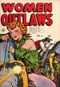 Cover Thumbnail for Women Outlaws (Superior, 1948 ? series) #4
